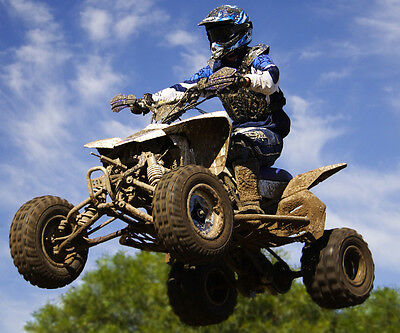 Quad Bike Experience Gift with Quad Bikes - valid 9+ months from issue