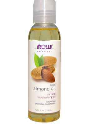 Now Foods, Solutions Sweet Almond Oil 118ml