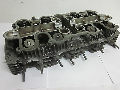 CB550 F K Four Zylinderkopf cylinder head assembly CB550/4 SOHC 74-78 Supersport