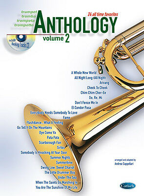ANTHOLOGY - TROMBA VOL. 2 - Andrea Cappellari