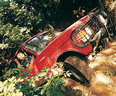 Full Day Off Road Driving Experience Gift - valid 9+ months from issue