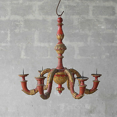 18th c. Spanish Chandelier