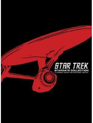 Star Trek: Stardate Collection [12 Discs] (2013, DVD NUOVO) (REGIONE 1)