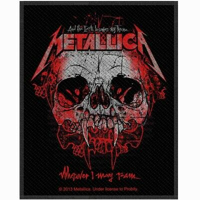 Metallica Wherever I May Roam Patch Official New