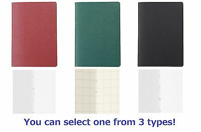 MUJI MoMA mini notebook of Passport design good-simple designed # 3 types