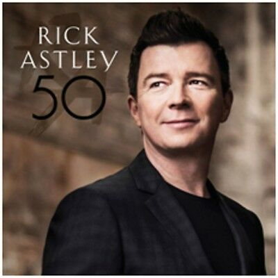 Rick Astley - 50 - New Vinyl LP