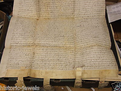 1683 Indenture Shambles City of York