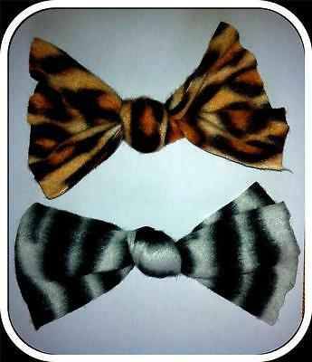 Catnip Filled Bow / Kicker Toy Gift For Your Cat * Cto 18