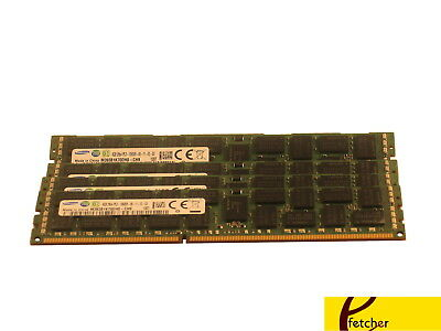 32GB (4X8GB) DDR3 1333 PC3-10600 ECC REGISTERER 240-PIN 1333MHZ for Servers & WS
