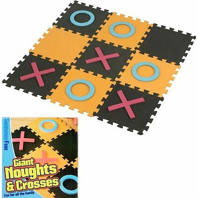 Giant Noughts And Crosses Garden Outdoor Family Fun Party Game