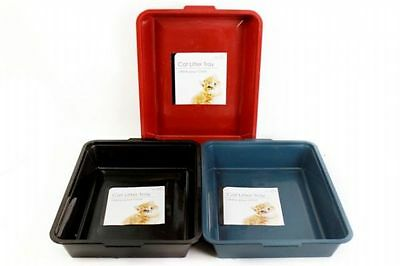 Cat Litter Tray Choice Of Colours Cac 03