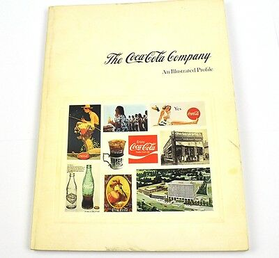 "Coca Cola Coke USA Heft Magazin Buch ""The Coca-Cola Company"" 1974"