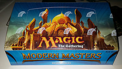 Mtg Magic The Gathering 2013 Modern Masters Factory Sealed Booster Box Rare