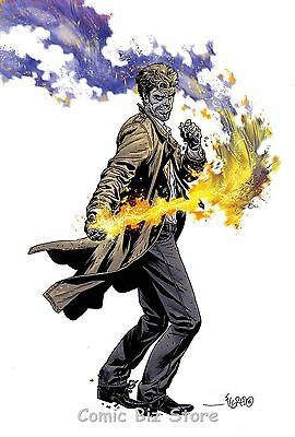 Hellblazer Rebirth #1 (2016) 1St Printing Variant Cover Bagged & Boarded