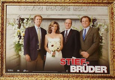 STEP BROTHERS - Lobby Cards Set - Will Ferrell, John C. Reilly, Mary Steenburgen