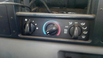 Ford F Series Heater / Aircon Controls F250/350  08/01-12/06