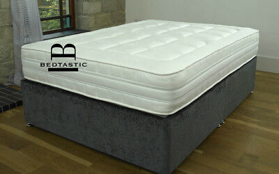 1500 Pocket Sprung Orthopedic Mattress Firm SINGLE DOUBLE KING SIZE
