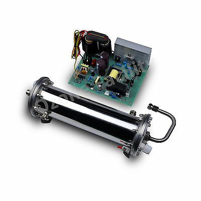 Ozone Generator Cell for Water Treatment | Water Cooled Ozone Tube 40g