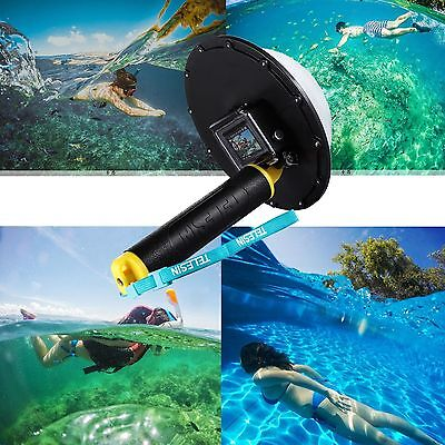 "Dome Port 6"" Underwater Diving Camera Lens Cover Housing For Gopro Hero 4 3+ 3"