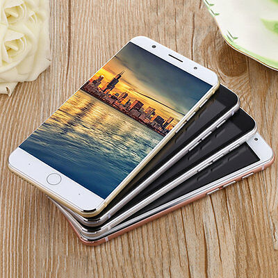 5.5 inch Screen MTK6580 Quad-Core Android 5.1 WCDMA/GSM WIFI Smartphone FG