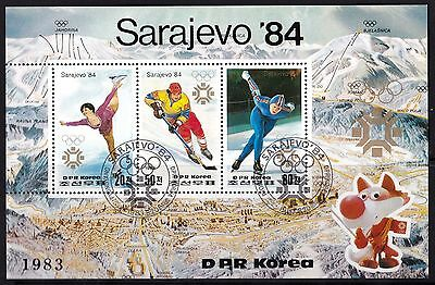 Korea N.  74 Colourful Minisheets CTO with Lovely Thematics