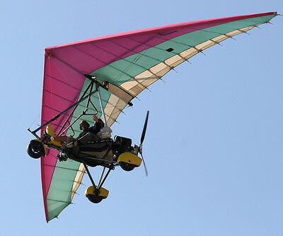 Fly A Microlight SAVE £20 - 20-30 Minute Microlight Flight - valid 9+ months
