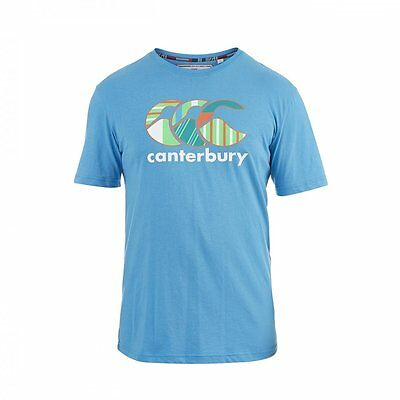 Canterbury CCC Mens Cotton Uglies Tee Malibu - FREE Same day dispatch