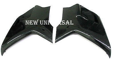 ABS Unpainted Left & Right Mid Side Fairings For 2009-2011 Ducati 1198