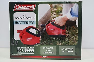 New Coleman Quickpump Cpx6