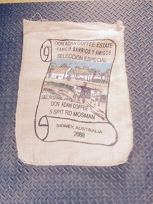 Coffee Sacks, Jute Coffee Bags, Hessian Coffee Bags - Honduras Barrios Estate