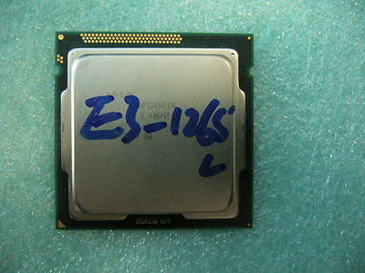 QTY 1x INTEL Xeon E3-1265L 4-Cores 8 threads CPU 2.40GHZ/8MB LGA1155 ES CPU 45W