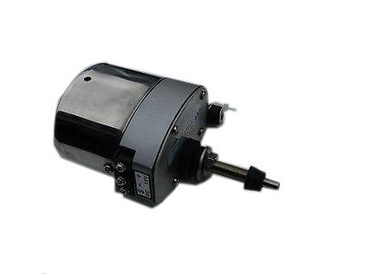 AISI 316 Marine Grade Stainless Steel 12v Boat Wiper Motor With Arm & Blade