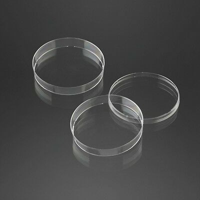 Single Vent Petri Dish Plastic 90Mm Pk20