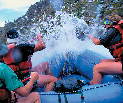 White Water Rafting on Natural Rapids - valid 9+ months from date of issue