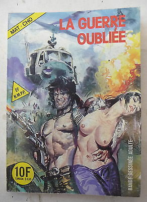 mat cho 7 la guerre oubliee  elvifrance 1987