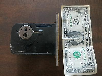 Small vintage Yale mortise lock