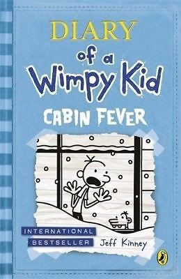 Diary of a Wimpy Kid: Cabin Fever (Book 6) by Jeff Kinney