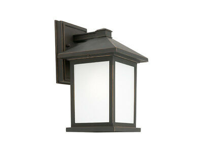 NEW Plymouth One Light Exterior Wall Lantern