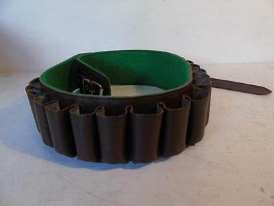 Shotgun cartridge belt 20 cartridge FREE UK P & P