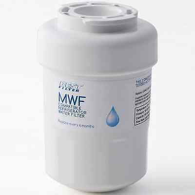 [1] GE MWF SmartWater MWFP GWF Comparable Refrigerator Water Filter