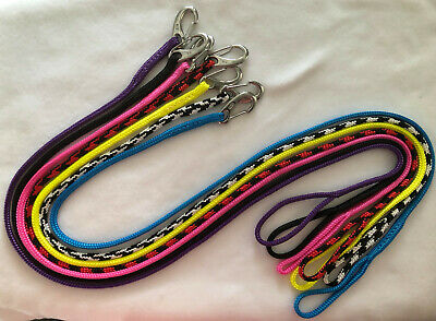 FISHING ROD LANYARD - SAFETY LINE TETHER LEASH - suit BIG GAME FISHING FREE POST