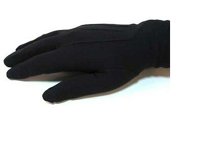 Black Mens gloves Parade Dress Uniform Marching Gloves tuxedo formal tux