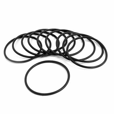 10pcs 50mm x 45.2mm x 2.4mm Rubber O Ring Oil Seal Gasket Replacement