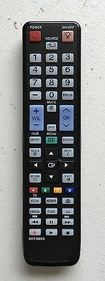 NEW USBRMT REMOTE AA59-00441A with back light For SAMSUNG LCD LED SMART TV