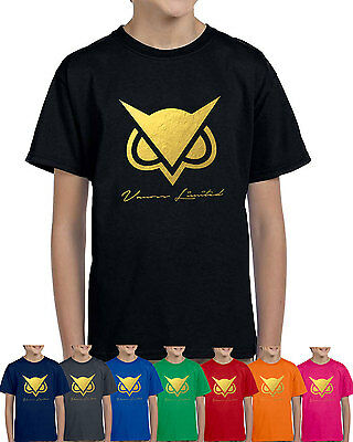 Vanoss Game Gold Kids Youth T- shirt