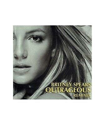 """[YX07073] Britney Spears """"Outrageous (Remixes)""""  - 12"""" Jive 82876 63276 1"""