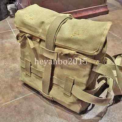 Ww2 Mega Musette Wwii Japanese Army 1940 Bag Backpack Sack Japan Military War