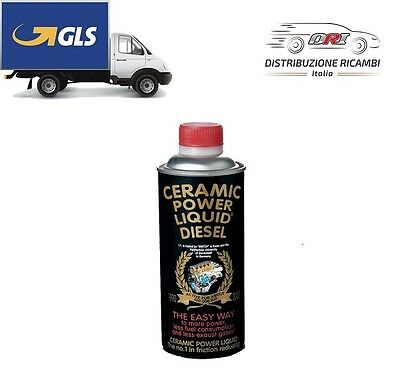 CERAMIC POWER LIQUID DIESEL 300ml FINO A 1500CC NR 022