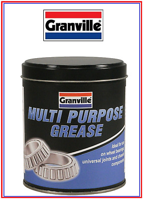 Granville Multi Purpose Grease 500G Tin Used For Joints Car Home And Garden