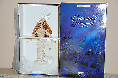 Enchanted Mermaid Barbie Doll, More Fantasy Dolls Collection, 53978, 2001, Nrfb